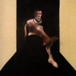 1988 Francis Bacon - Study for a portrait of John Edwards, II