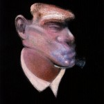 1989 Francis Bacon - Study for a portrait of John Edwards, I